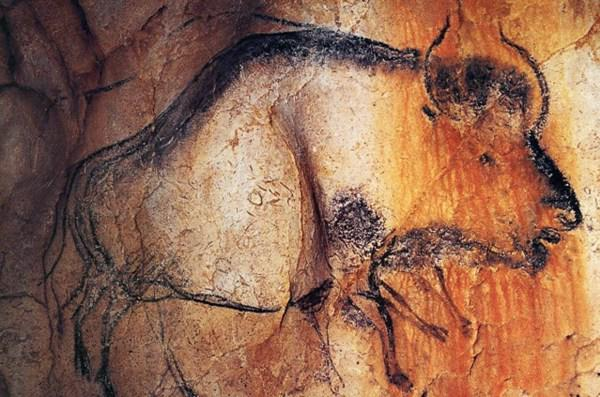 pittura rupestre preistorica