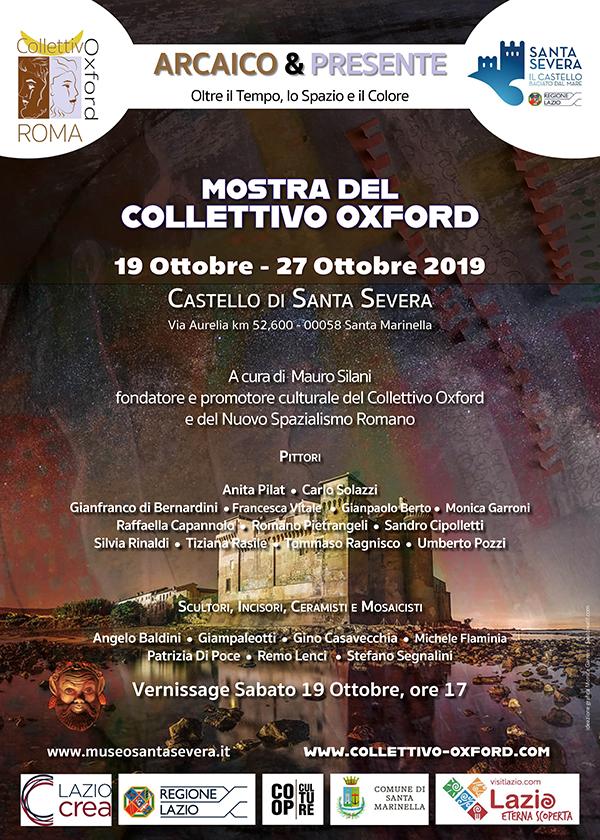 """IL COLLETTIVO OXFORD al Castello Di Santa Severa """"Questo è il nostro spazio"""""""